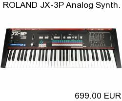 ROLAND JX-3P Analog-Synthesizer