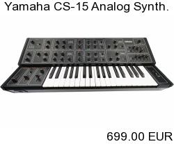 Yamaha CS-15 Analog Synthesizer