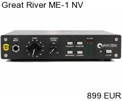 Great River Electronics ME-1 NV