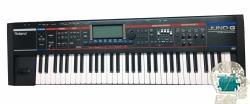 Roland Juno G V2.0 Synth.