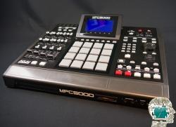 Akai MPC 5000 Music Production