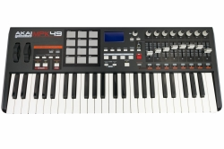 Akai MPK49 Master Keyboard