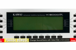 Kawai K5000R Synthesizer