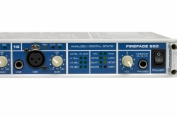 RME Fireface 800 Firewire Studio Audio Interface