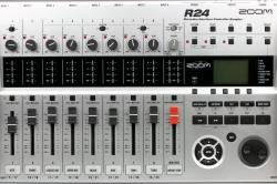 ZOOM R 24 Digital 24 Spur Int.