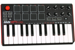 Akai MPK Mini MK2 USB Midi Keyboard