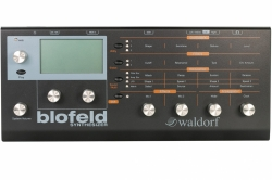 Waldorf Blofeld Synthesizer Desktop + 5 Sound Expansion