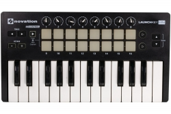 Novation Launchkey Mini MK II USB Midi Keyboard