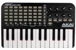 Akai APC Key 25 Ableton Live C