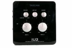 Tascam iU2 USB Audio Interface