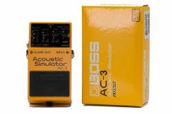 Boss AC-3 Akustikgitarren Sim.