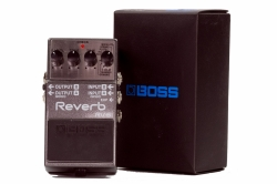 BOSS RV-6 Gitarreneffekt Hall-Effekt Pedal