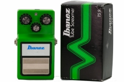 IBANEZ TS9 Tubescreamer Reissue Distortion