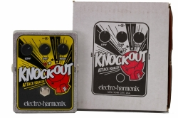 Electro Harmonix Knockout Attack Equalizer EQ Pedal