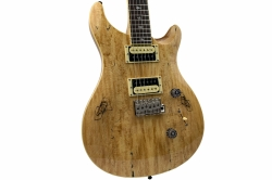 PRS SE Custom 24 Limited Exotic Spalted Maple