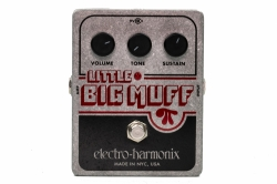 Electro Harmonix Little Big Muff Distortion Sustain