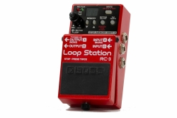 BOSS RC-3 Loop Station Effektgerät Looper Pedal