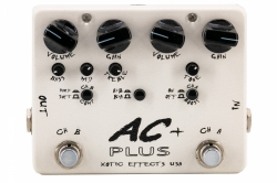 Xotic AC+ Plus Overdrive Booster Pedal