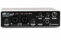 Steinberg UR22 MKII USB Audio