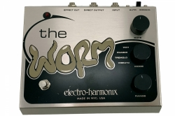 Electro Harmonix The Worm Modulation Multi FX Pedal