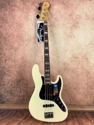 Fender American Elite Jazz Bas