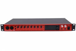 Focusrite Clarett 8Pre USB Audiointerface