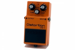 Boss DS-1 Distortion Mods Pedal