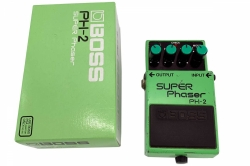 Boss Super Phaser PH-2 Effekt Pedal