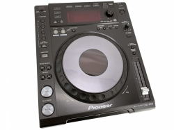 Pioneer CDJ-850-K CD/MP3/USB Multimedia DJ Player