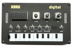 Korg NTS-1 PROGRAMMABLE SYNTHESIZER