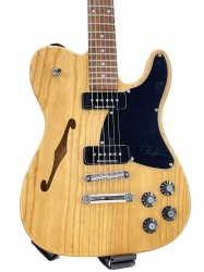 Fender JA-90 Telecaster Jim Adkins Thinline Natural