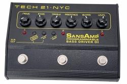 Tech 21 Bass Driver D.I. progr