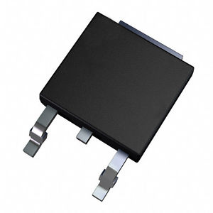 AS1117-33 (LM1117DT-3.3) low power positive-voltage regulator to 3.3v