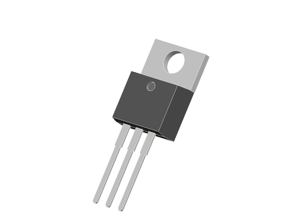 IRFB5615 150V Single N-Channel Digital Audio HEXFET Power MOSFET Transistor in a TO-220AB package
