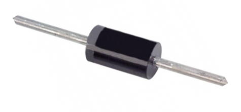 BY255 Diode BY255 Gleichrichter 3A 1300V DO-201 085637