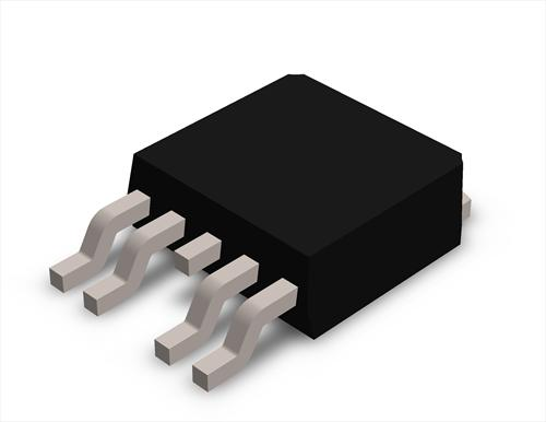 LF50CPT-TR Linear Voltage Regulator IC Positive Fixed 1 Output 5V 500mA PPAK